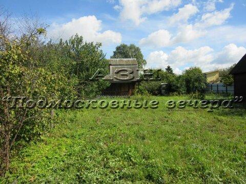 Боровское ш. 15 км от МКАД, Марушкино, Участок 9 сот. - Фото 1
