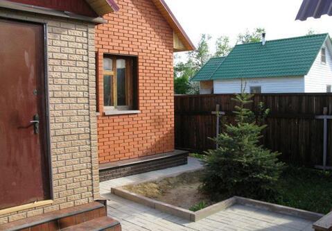 Дом 100 м2 на участке 6 сот. в Одинцово,10 км от МКАД. - Фото 2