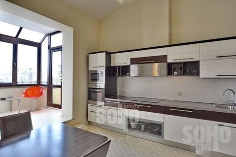 Продается пентхаус, Купить пентхаус в Москве в базе элитного жилья, ID объекта - 313576304 - Фото 1
