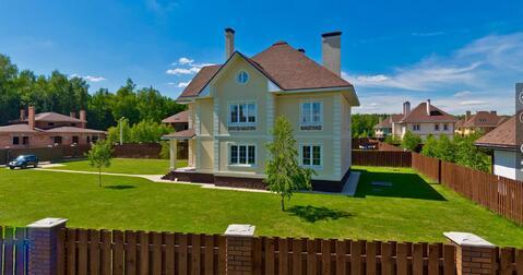 Новый дом. 340 кв.м. Калужское ш. 27км - Фото 4