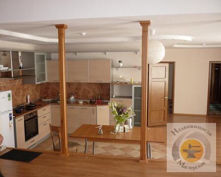 Коттедж четыре комнаты евроремонт уютная обстановка - Фото 1