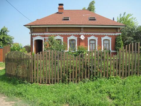Большой добротный дом на берегу Оки. - Фото 2