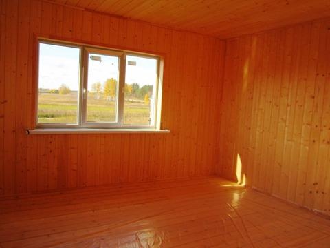 Продам новый дом в живописной деревне Киржачского района. 100 км от мк - Фото 4