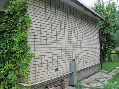Кирпичная дача в Детково газ по границе - Фото 1