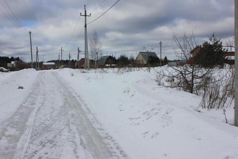 Участок 20 сот. , Минское ш, 69 км. от МКАД. - Фото 5