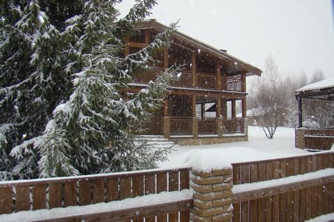 Дом с баней и катком на участке - Фото 1