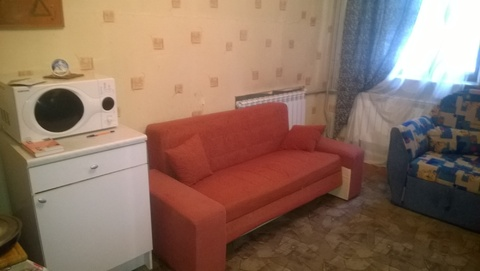 Комтата в трехкомнатной коммуналке в Ватутинках - Фото 4