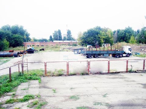 Открытые площадки от 500 до 5000 кв.м. в производственно-складском . - Фото 2