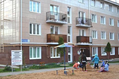 3 комнатная квартира Истра, пр-т Белобородова, д.9 - Фото 1