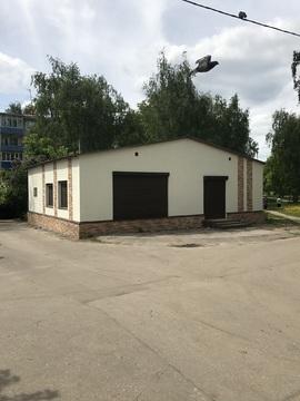 Отдельно стоящее здание с земельным участком - Фото 1
