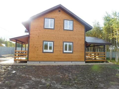 Дача (дом) в березовой роще Киевское направление 12 соток - Фото 4