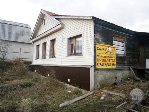 Продается дом с земельным участком, ул. Мотоциклетная - Фото 1