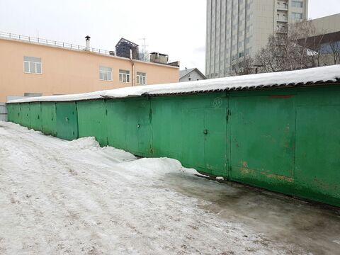 Гараж рядом с Кутузовским проспектом - Фото 1