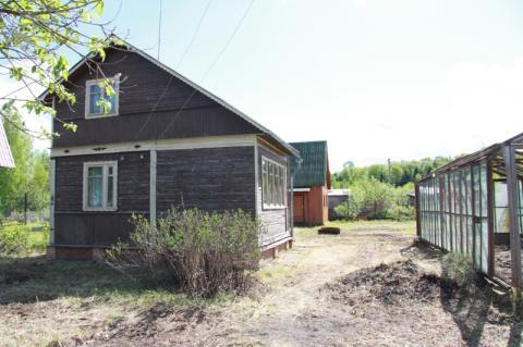 Предлагаю дачу с земельным участком в СНТ Рассвет, в районе д.Стеблево - Фото 1