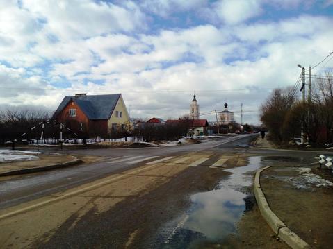 Продается участок 10 соток в селе Вельяминово, Домодедовский р-н, - Фото 2