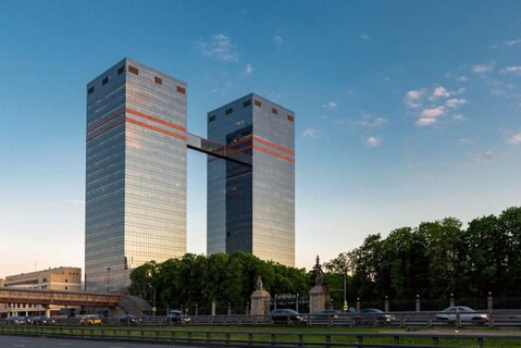 Продажа арендного бизнеса в БЦ Skylight - Фото 1