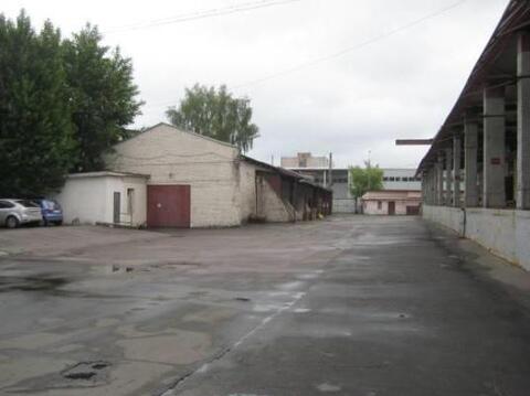Имущественный комплекс 9900 кв.м. - Фото 4