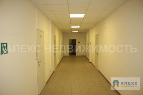 Аренда офиса 250 м2 м. Нагатинская в бизнес-центре класса В в Нагорный - Фото 1