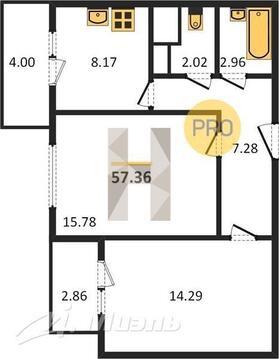 Продажа квартиры, м. Пятницкое шоссе, Ул. Муравская - Фото 5