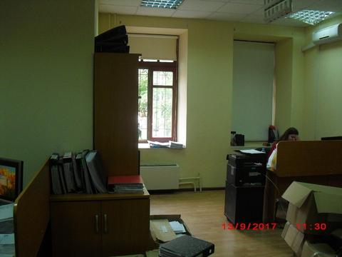 Офис 71 кв.м, 1 этаж ж.д, метро Бауманская, ул. Бауманская, д.43с2 - Фото 4