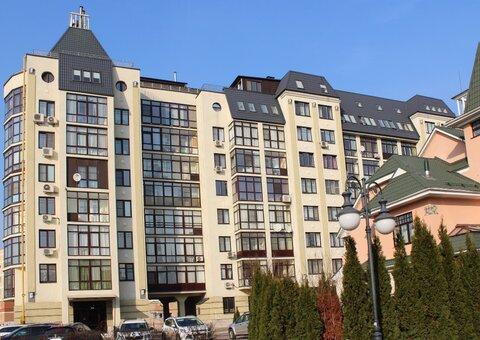 Двухуровневая квартира с отделкой в Куркино - Фото 1