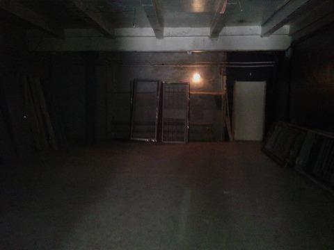 Сдам 143м2, 1этаж, 1линия, Петроградка, под мастерскую, производство - Фото 3