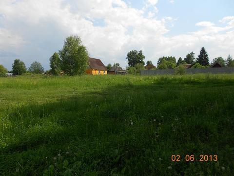 Участок 15 соток в с.Чуфилово, клепиковского района. - Фото 2