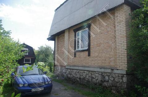 Дача 80м2 в СНТ Природа в 7 км. от г. Обнинск - Фото 2