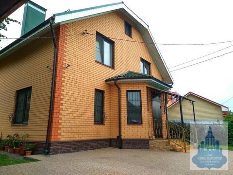 Продается просторный двухэтажный жилой загородный - Фото 1