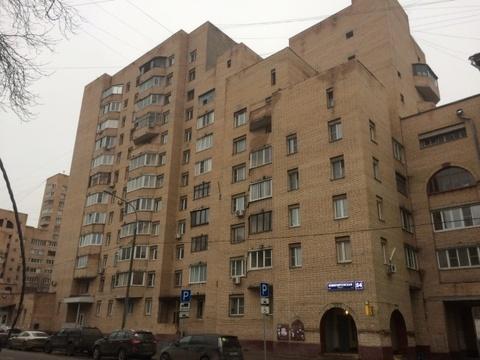 Продается Четырехкомн. кв. г.Москва, Новогиреевская ул, 54 - Фото 1
