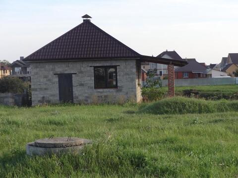 Участок с фундаментом Новосадовый - Фото 5