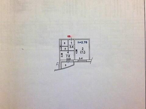 1 комнатная квартира в новом доме в п.Октябрьский - Фото 3