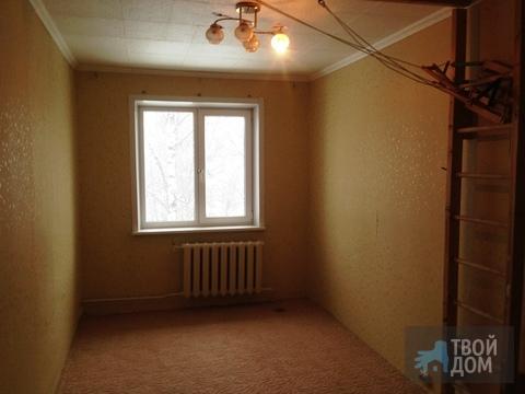 3х комн квартира в г Егорьевске, 1 мкр, д 13, 5/5п. Окна и трубы пвх, - Фото 2