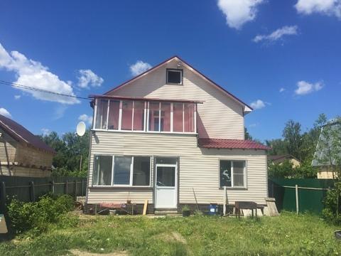 Курилово зимний дом 152 кв.м. - Фото 1