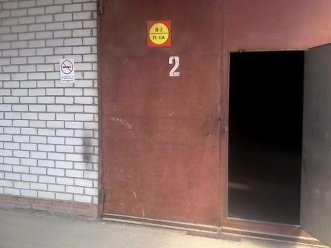 Производственно-складское помещение с отдельными воротами. 80 кв.м - Фото 4