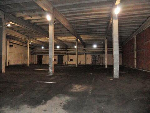 Аренда неотапливаемого складского помещения 3618,8 кв.м - Фото 4