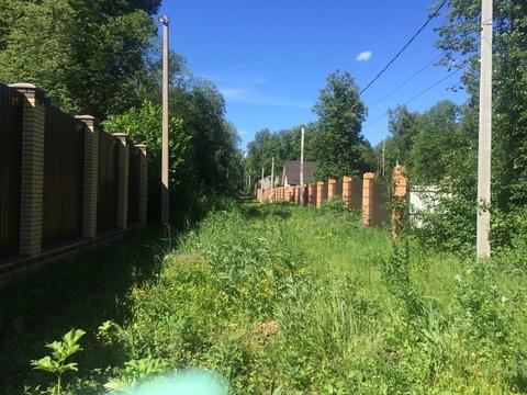 Продается лесной участок 25 соток ИЖС в д. Перхурово - Фото 1