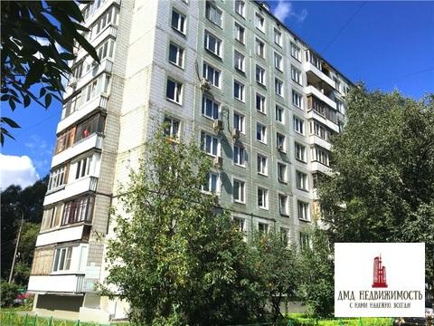 Продажа 1-но (однокомнатная) ул. Дубнинская 73к1 (ном. объекта: 6237) - Фото 1