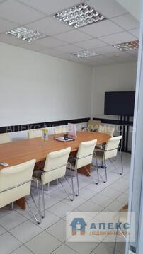 Аренда офиса пл. 94 м2 м. Новые Черемушки в бизнес-центре класса В в . - Фото 3