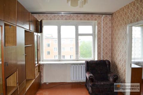Четырехкомнатная квартира в городе Волоколамске на ул.Свободы - Фото 2