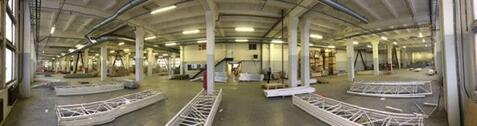 Сдам складское помещение 2000 кв.м, м. Международная - Фото 1