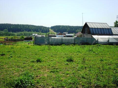 Земельный участок, 2 га, д. Сергеевка, Подольск. - Фото 2
