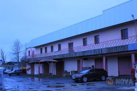 Сдается теплое производственно-складское помещение, 120 м2. - Фото 1
