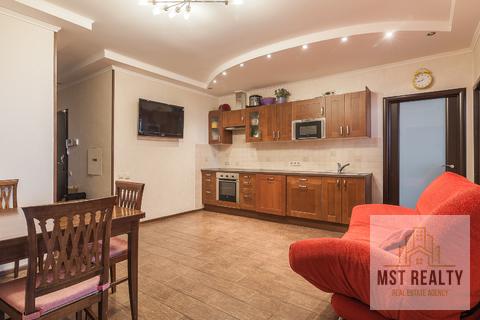 Трехкомнатная квартира в Москве. Можайское шоссе - Фото 1