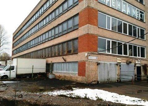 Машино-место в ГСК Обуховский