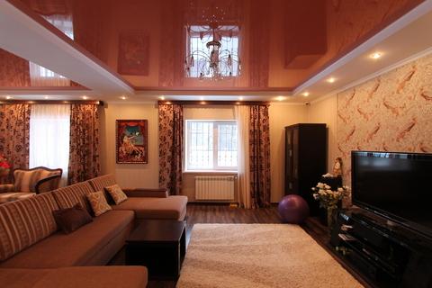 Продам коттедж 349метров с баней и гаражом в растущем солнечная 68 - Фото 1