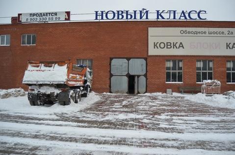 Продается Производственная База 2000 кв.м на земельном участке 1 Га. - Фото 1