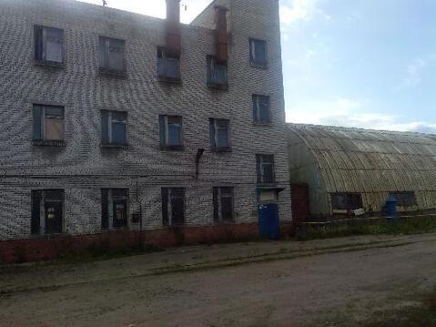 Производственно-офисное здание