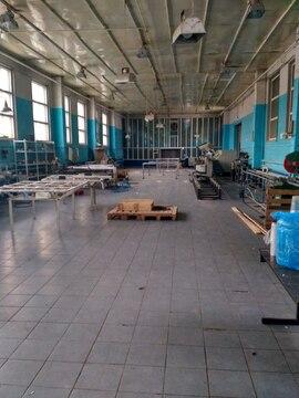 Производственное помещение 480 кв.м. - Фото 1