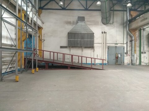Производство/Склад 1500кв.м,1 мвт,7 ворот, пандус - Фото 5
